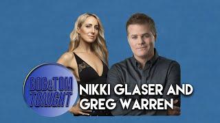 Nikki Glaser and Greg Warren ZOOM In | B&T Tonight