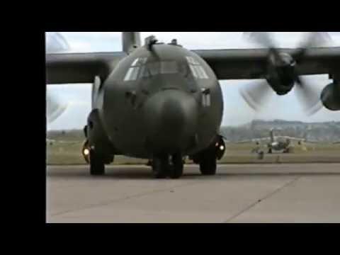Lockheed Hercules C.3P at RAF Leuchars Airshow 2001