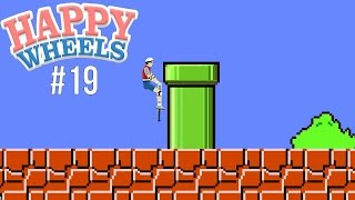 Happy Wheels - Part 19 SUPER MARIO