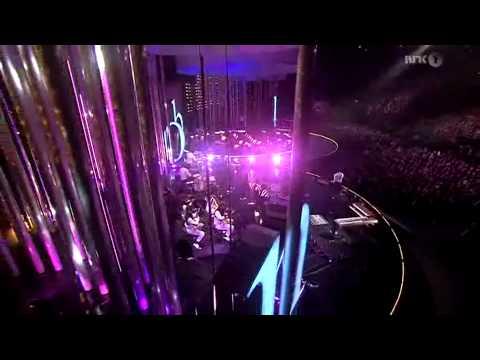 Janelle Monáe - Tightrope, Live @ Nobel Peace Prize Concert 2011