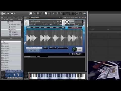Big Fish Audio Prometheus Sample Library Review - SoundsAndGear.com