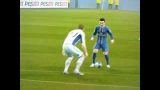 PES 2013 PC ( bruno beckham)      Ezequiel Lavezzi .  Dando um show de bola !!!.