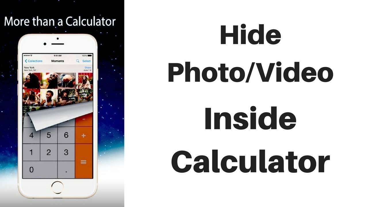 Calculator Vault & Photo Vault 2018 || Best Secret App Lock 2018 , Without  Root