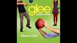 Glee - Shake It Out (Sped Up)