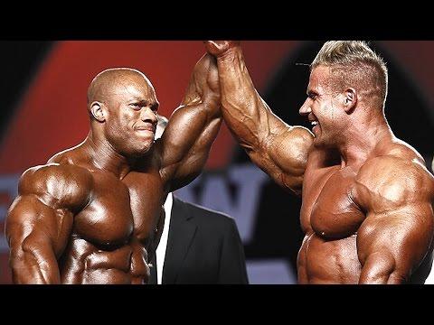 Phil Heath - SHOCK THE WORLD - Bodybuilding Motivation