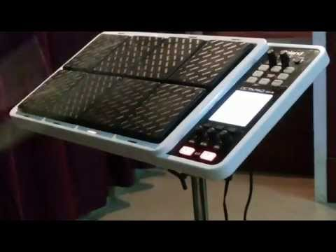 roland spd 30 indian patch by ramandeep Singh {romi} contact no. 09407740253