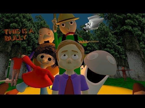 [SFM Baldi's Basic] Camping With Baldi