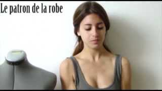 comment coudre robe bustier