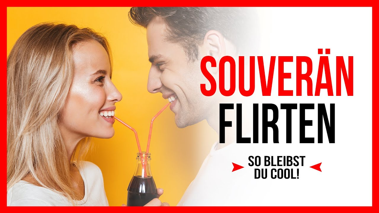 Flirten of meer