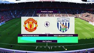 Manchester United vs West Brom - EPL 21 November 2020 Prediction