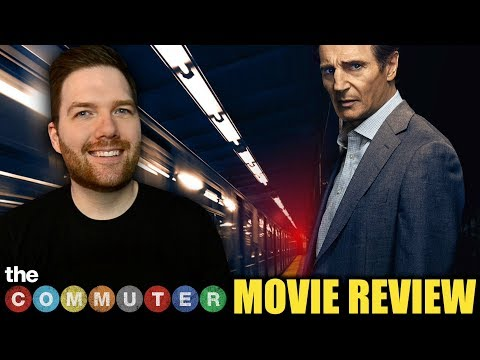 The Commuter – Movie Review