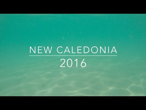 New Caledonia-Travel Diary