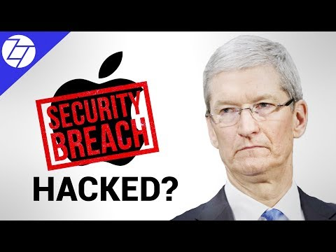 What is Happening with Apple's Security Breach?
