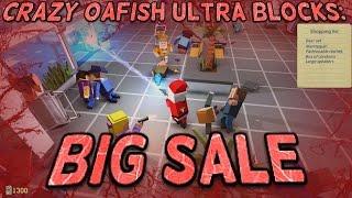 Crazy Oafish Ultra Blocks: Big Sale - First Impressions