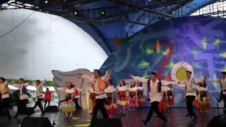 土耳其 Hacettepe University Children & Youth Folk Dance Group:羅姆舞蹈 Roman Dance