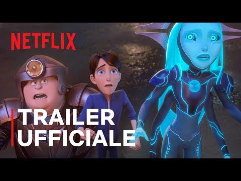 Trollhunters: L'ascesa dei Titani | Guillermo del Toro | Trailer ufficiale | Netflix
