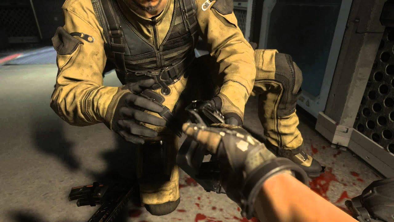 Call of Duty: Advanced Warfare - Captured: Gideon & Llola ...