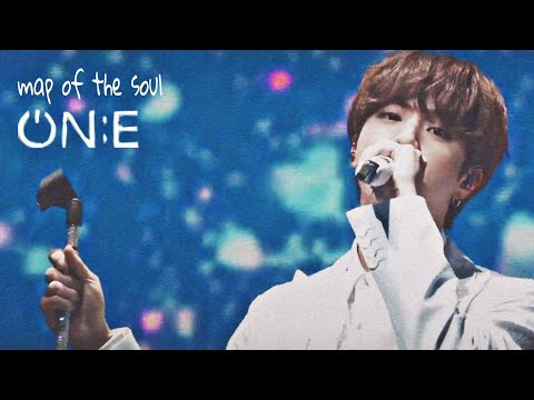 BTS JIN Map Of The Soul One Concert 'MOON'