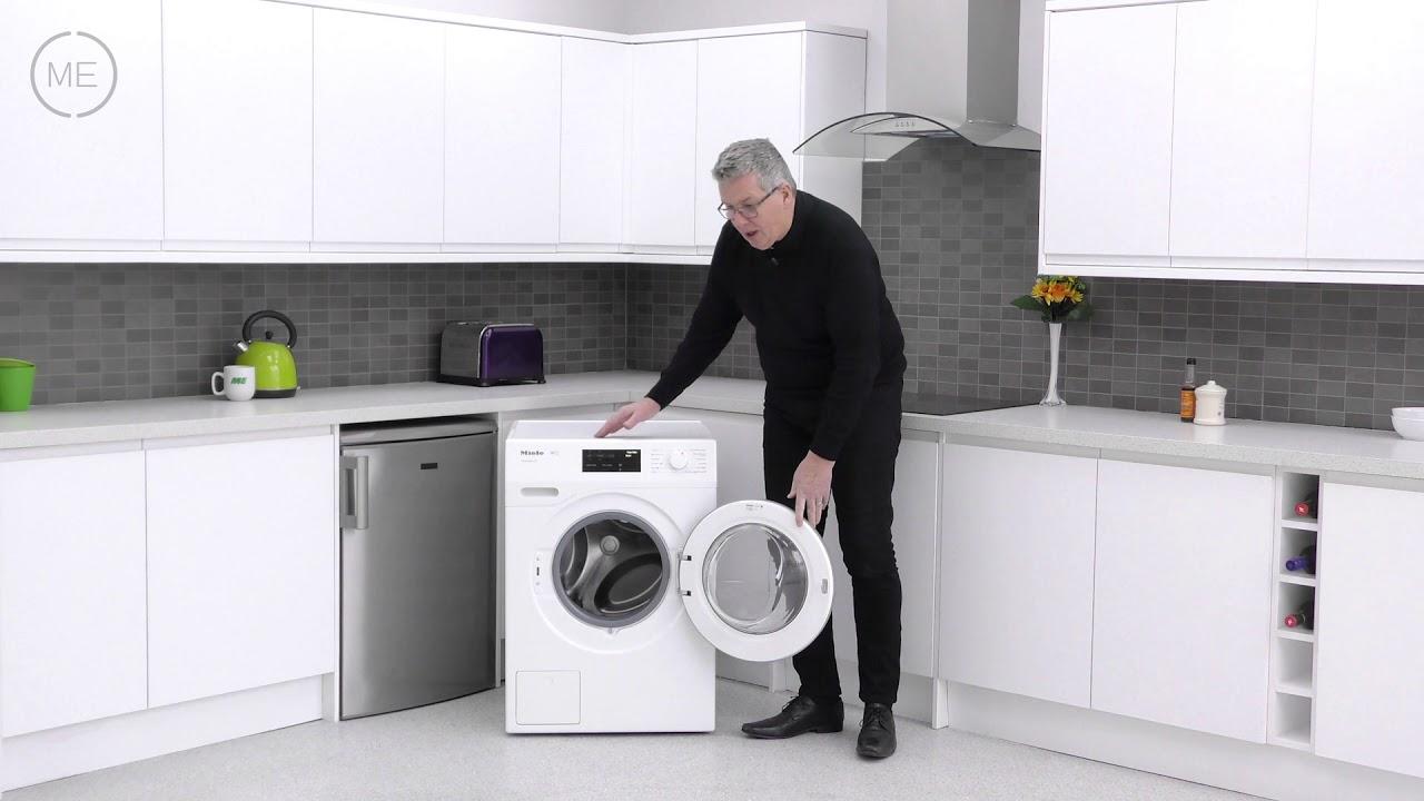 Miele W1 - ChromeEdition WCE330PowerWash White Washing Machine ...