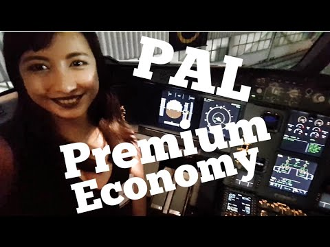 Philippine Airlines Premium Economy on newly refurbished Airbus 330