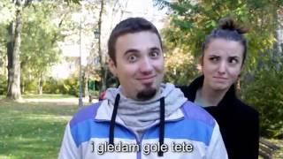 Rap Batlle: CILE (SrpskiTutorijali) VS MILAN (Yasserstain)