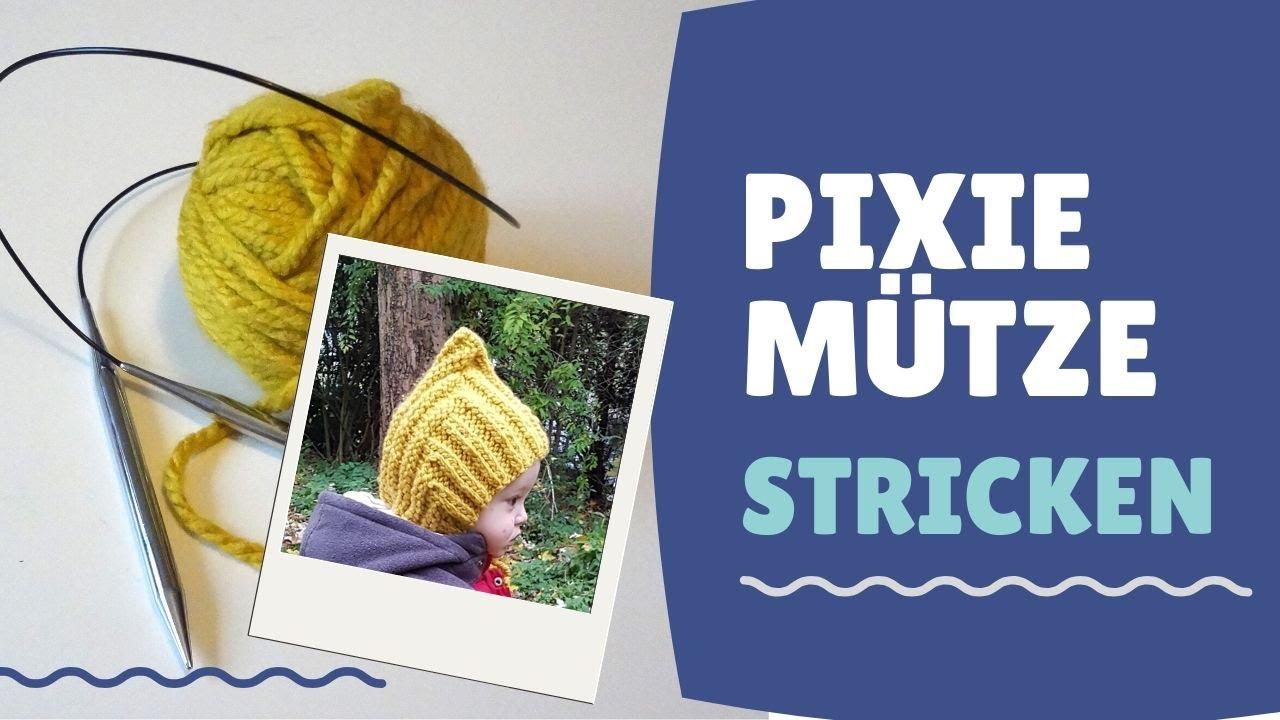 Amazing Häkeln Pixie Hutmuster Baby Festooning - Decke Stricken ...