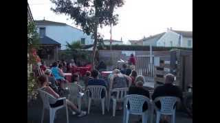 Camping de la Gères 3* à Surgères, Charente Maritime