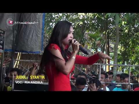 SYANTIK Voc: Ria Andika By AMELIA LIVE NGELING PECANGAAN JEPARA