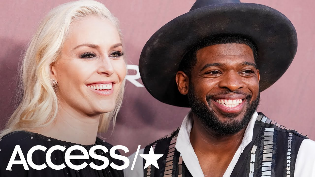 Lindsey Vonn proposed to her fiance P.K. Subban because 'men ...