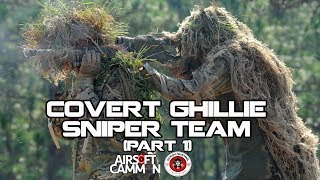 Covert Ghillie Sniper Team 🐍 Silverback SRS (What Could Possibly Go Wrong?)