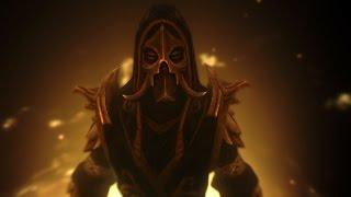Местонахождение драконьей кузницы в моде Konahriks Accoutrements для TES V: Skyrim.
