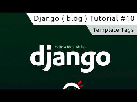 Django tutorial 16 article detail template django tutorial 10 template tags maxwellsz