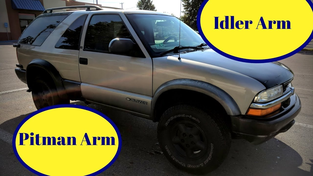 4WD//AWD Proforged 103-10007 Greasable Pitman Arm
