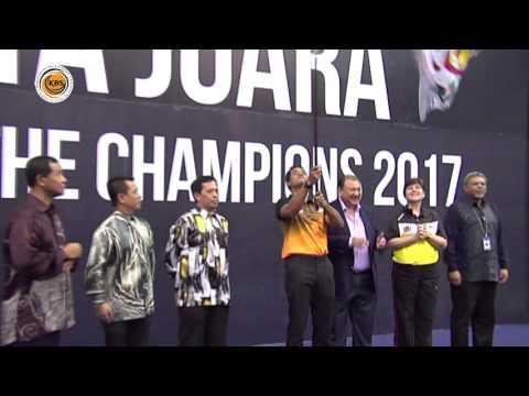 Perhimpunan Atlet - Kita Juara 2017