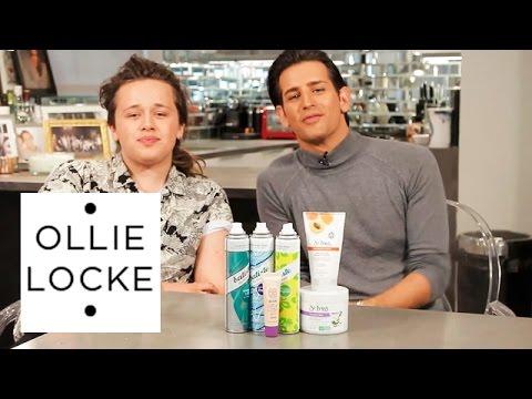 Concealing Luke Friend I Ollie Locke's Celebrity Good Grooming Guide
