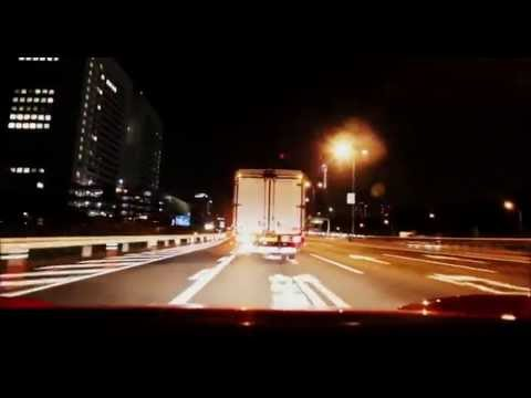 The Chromatics - Tick of the Clock (Driving video)