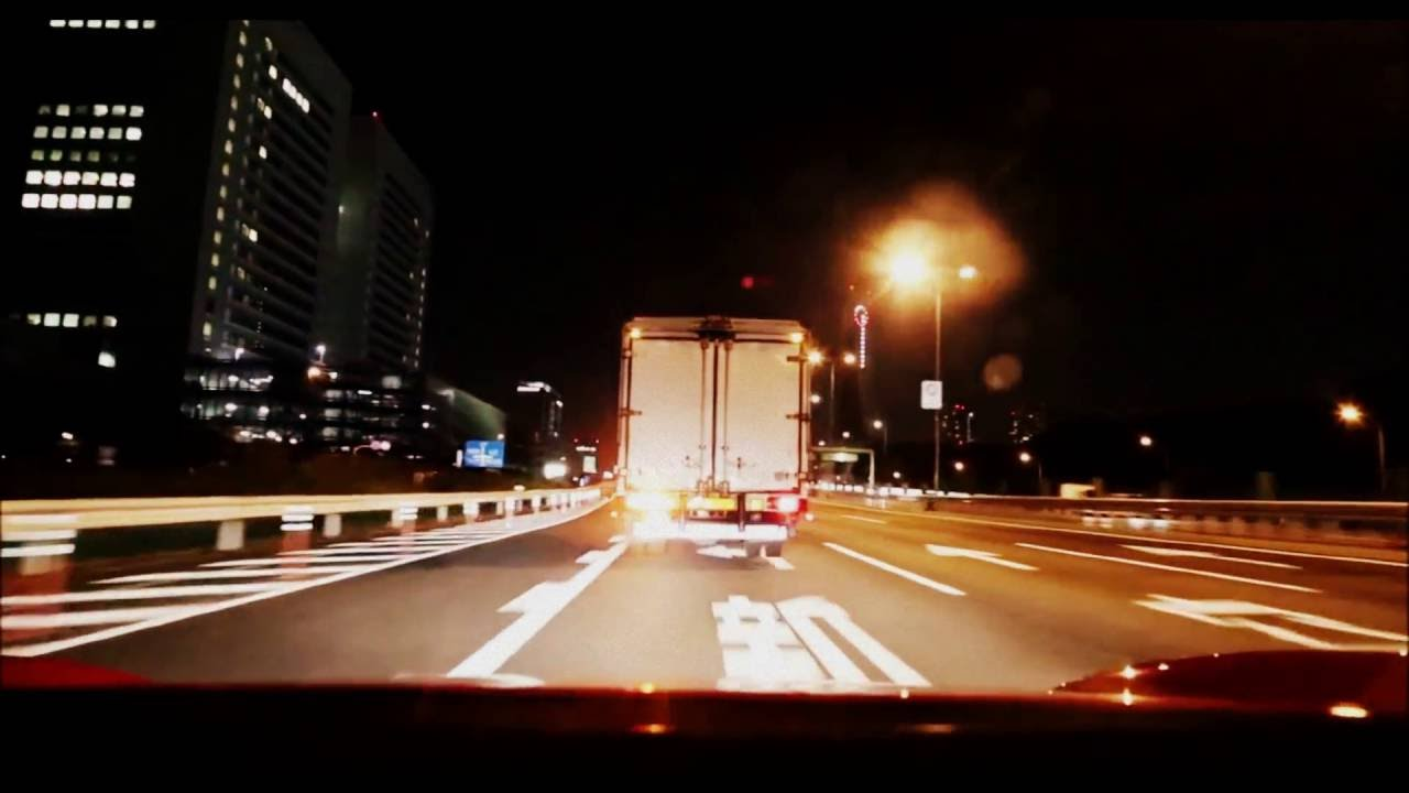 Download The Chromatics - Tick of the Clock (Driving video)
