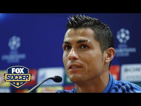 Ronaldo storms out of Real Madrid press conference in Rome