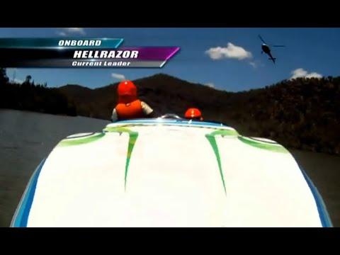 2010 Sydney Bridge to Bridge Water Ski Race Super Class Special (Full Length)