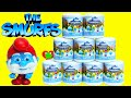 Smurf Mash  39 ems Includes Papa Smurf  Smurfette  Grouchy  and Clumsy