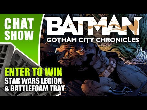 Weekender: Holy Kickstarter Batman! Monolith's Ace New Project & Back To Vietnam!
