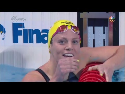 Seebohm upsets Franklin in 200m Back Champs - Universal Sports