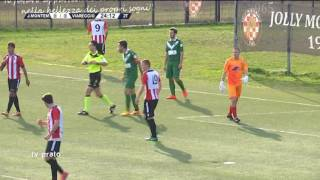 Jolly Montemurlo-Viareggio 1-0 Serie D Girone E