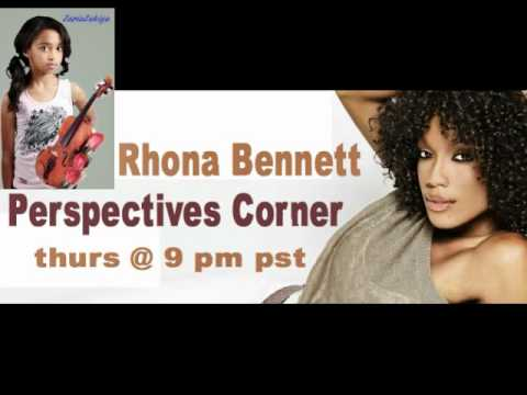 Zaria Zakiya Interviews with Rhona Bennett