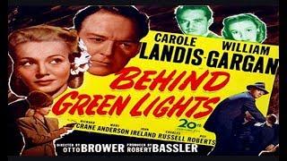 حصرياً فيلم الجريمة والغموض ( خلف الضوء الأخضر ) إنتاج 1946