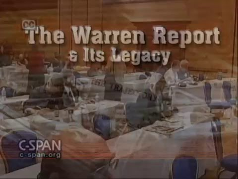 The Warren Report and the CIA: Unseen Ghost