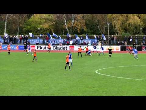 2. halvleg, Fremad Amager 4-0 FC Svendborg, 07.11.2015