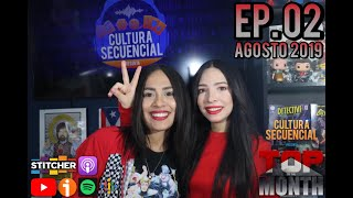 Agosto 2019 | Top Of The Month Ep. 02