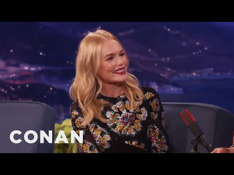 Kate Bosworth Emailed Taylor Swift For Concert Tickets   CONAN on TBS