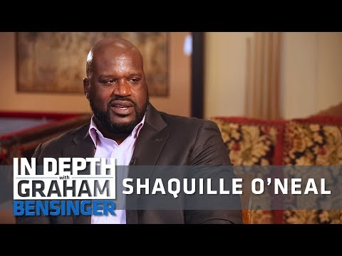 Shaq on business: You talk to me. Don't look at my agent